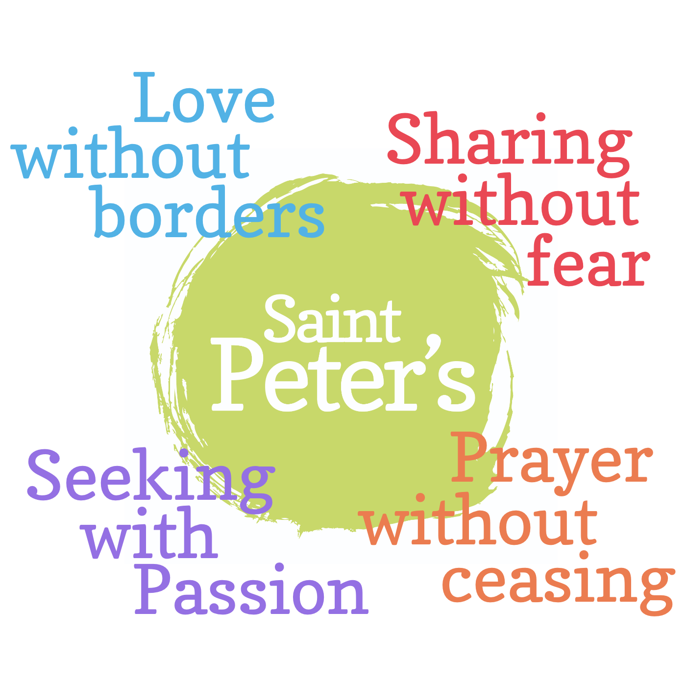 St Peter's Greenhill Sermons